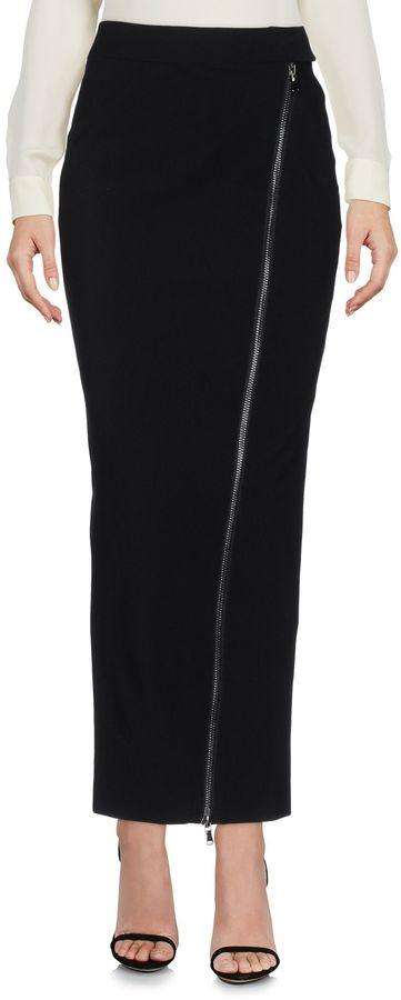 BalmainPIERRE BALMAIN Long skirts
