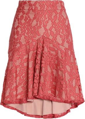 Alexis Knee length skirts