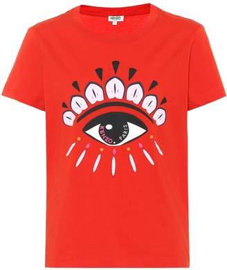 Kenzo Eye printed cotton T-shirt