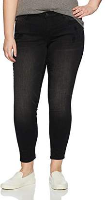 Vigoss Women's Plus Size Jagger Classic Fit Skinny Jean