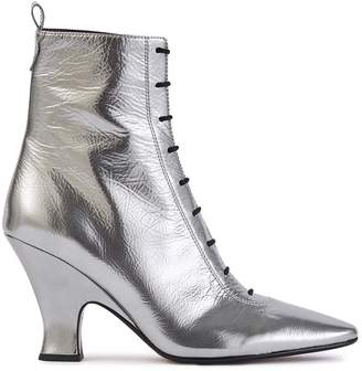 Marc Jacobs The Victorian leather boots