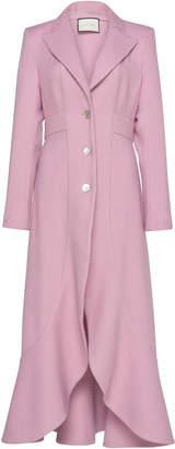 Alexis Devereaux Ruffle Coat