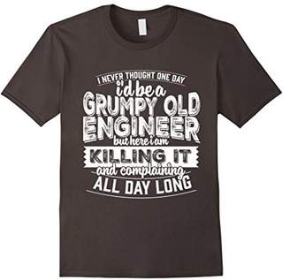 Grumpy Old Engineer T shirt