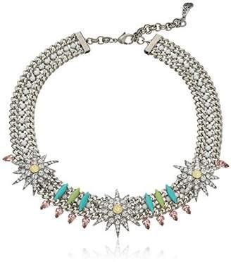 Yochi Star Statement Necklace