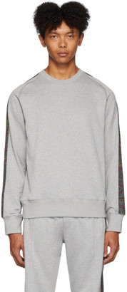 Etro Grey Felpa Travel Sweatshirt