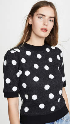 J.o.a. Dotted Sweater