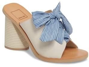 Dolce Vita Amber Lace-Up Sandal