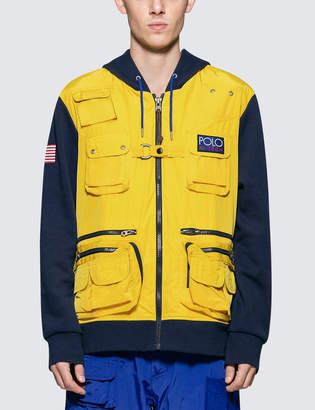 Polo Ralph Lauren Double Knit Tech Jacket