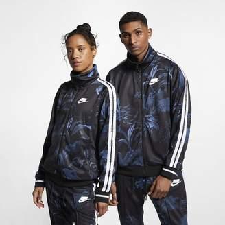 "Nike Men's Foldable Collar Track Jacket Sportswear NSW ""Palm Tree"""