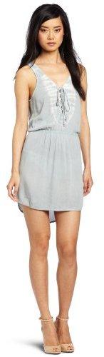 Gypsy 05 Women's Lace Up Mini Dress