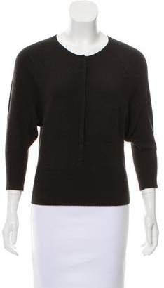 Kaufman Franco Kaufmanfranco Long Sleeve Cashmere Cardigan
