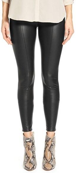 Lyssé High Waist Faux Leather Leggings