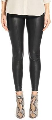 Women's Lysse High Waist Faux Leather Leggings $108 thestylecure.com