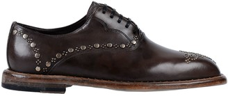 Dolce & Gabbana Lace-up shoes - Item 11620594EF