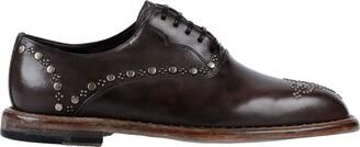 Dolce & Gabbana Lace-up shoes - Item 11620594EF