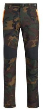 Polo Ralph Lauren Slim-Fit Camo Flat Pants