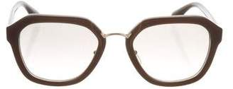 Prada Cinema Tinted Sunglasses