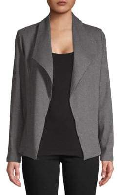 Style&Co. Style & Co. Draped Cotton Cardigan