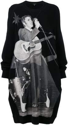 R 13 Elvis grunge dress