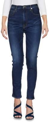 (+) People + PEOPLE Denim pants - Item 42592377CQ