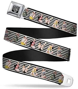 Buckle-Down Unisex-Adults Seatbelt Belt XL