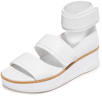 DKNY Sia Sandals $225 thestylecure.com