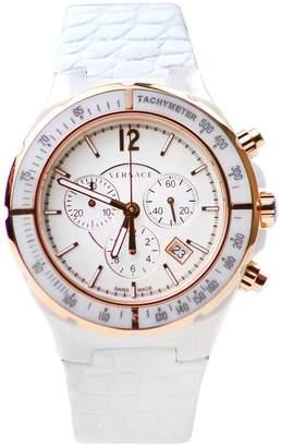 Versace Watches Women's DV One Ceramic Quartz Watch, 43mm