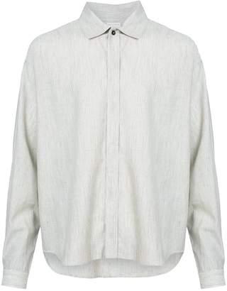 Jan Jan Van Essche longsleeved loose fit shirt