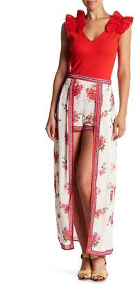 Flying Tomato Floral Maxi Skirt