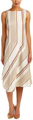 Lafayette 148 New York Arabella A-Line Dress