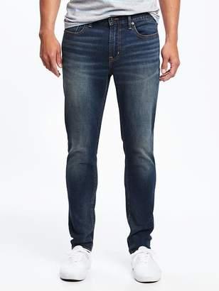Old Navy Relaxed Slim Built-In Flex Jeans for Men