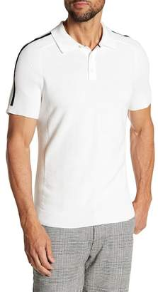 Vince Camuto Short Sleeve Polo
