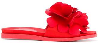 Simone Rocha flower detail slides