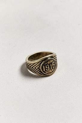Urban Outfitters 1915 Signet Ring