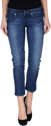 Liu Jo Denim pants - Item 42397897IM