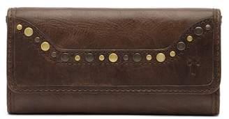 Frye Melissa Leather Western Wallet