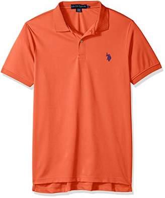 U.S. Polo Assn. Men's Solid Stretch Performance Shirt