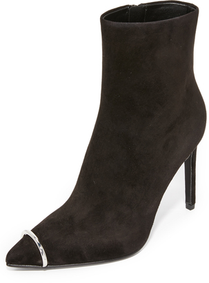 Alexander Wang Kinga Booties $650 thestylecure.com