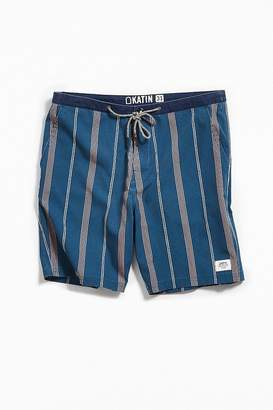 Katin Ricardo Stripe Hybrid Swim Short