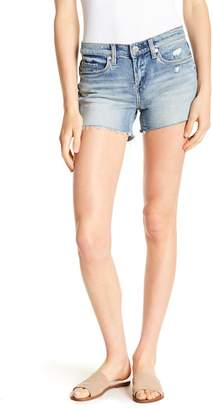 Blank NYC BLANKNYC Denim Distressed Cut-Off Denim Shorts