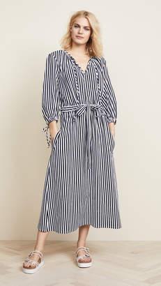 MDS Stripes Garden Dress