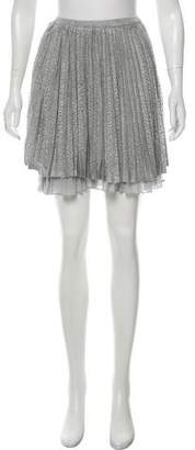 Timo Weiland Pleated Mini Skirt w/ Tags
