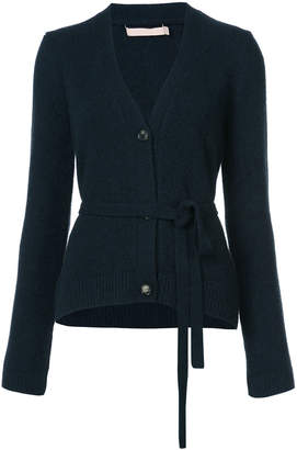 Brock Collection cashmere belted cardigan