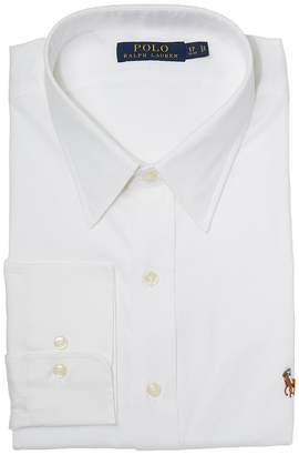 Polo Ralph Lauren Andrew Haberdashery Collared Dress Shirt Men's Clothing