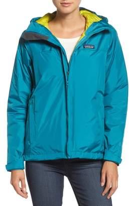 Patagonia Torrentshell Packable Waterproof Insulated Jacket