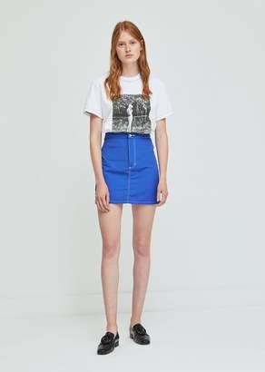 Eckhaus Latta El Skirt