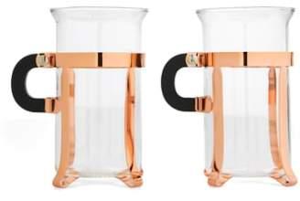 Bodum 'Chambord Classic' Glass Mugs