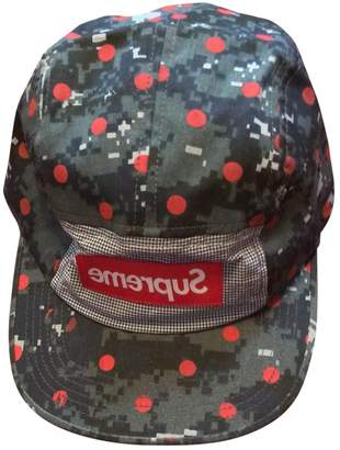 17048f2571aa0 Comme des Garcons Supreme X Supreme X Other Cotton Hats   pull on hats