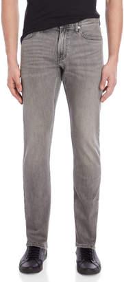 Calvin Klein Grey Slim Fit Jeans