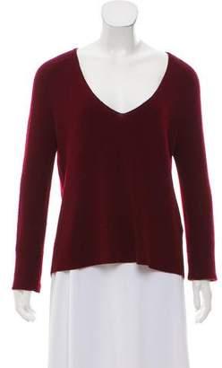 A.L.C. Asymmetrical Wool Sweater